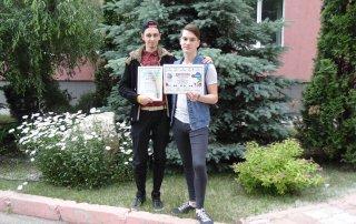 Блиц-интервью с МИРовыми лауреатами Российской Студвесны – 2016