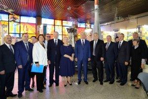 Встреча Министра образования и науки РФ с ректорами вузов Самарской области