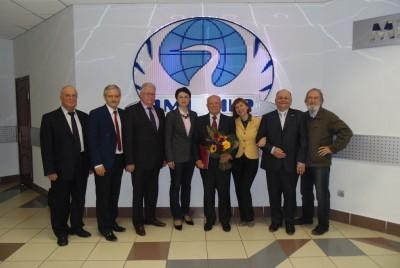 Заседание Ученого совета МИРа