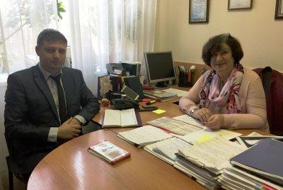 Турецкая компания посетила МИР