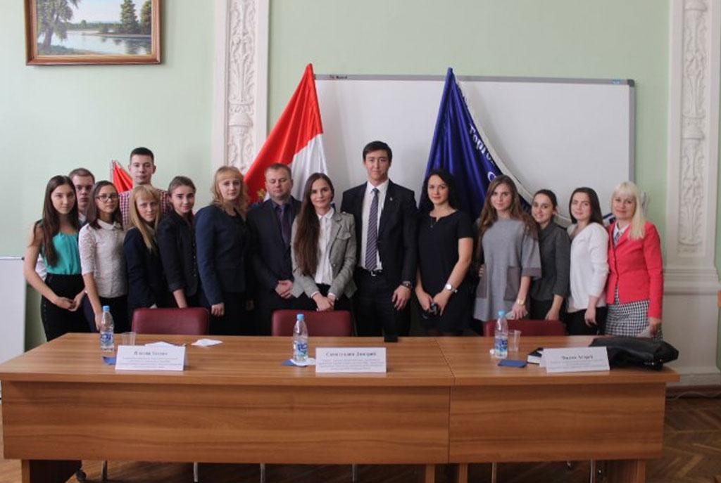Студенты МИРа приняли участие в семинаре, посвященном уголовно-правовой защите бизнеса