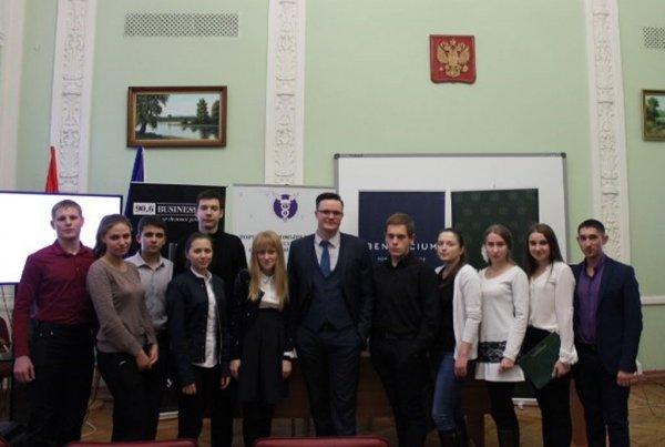 Студенты МИРа приняли участие в семинаре, посвященном правовой защите интеллектуальной собственности