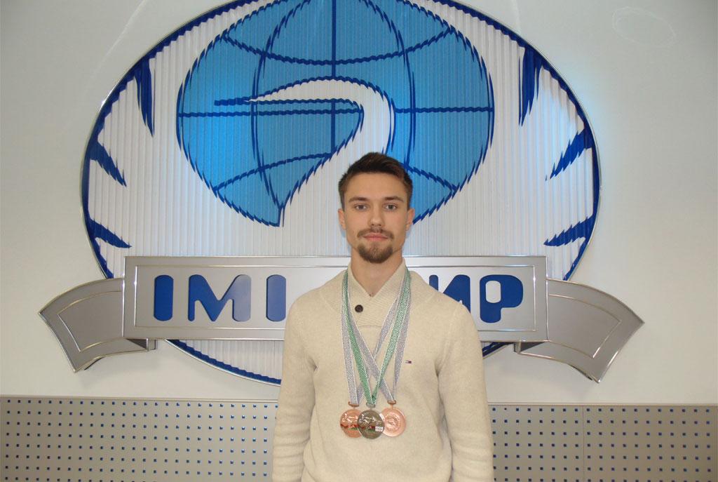 Поздравляем Ивана Ануфриева!