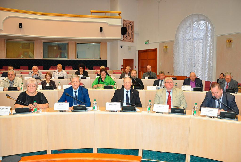 Совместное заседание совета ректоров вузов Самарской области и комитета по образованию и науке Самарской Губернской Думы
