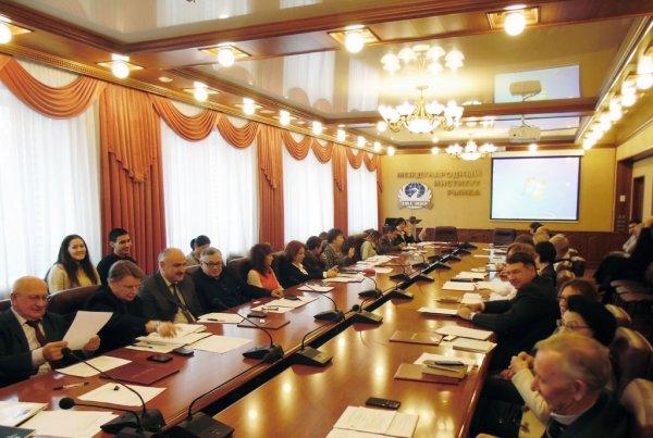Заседание Ученого совета Университета