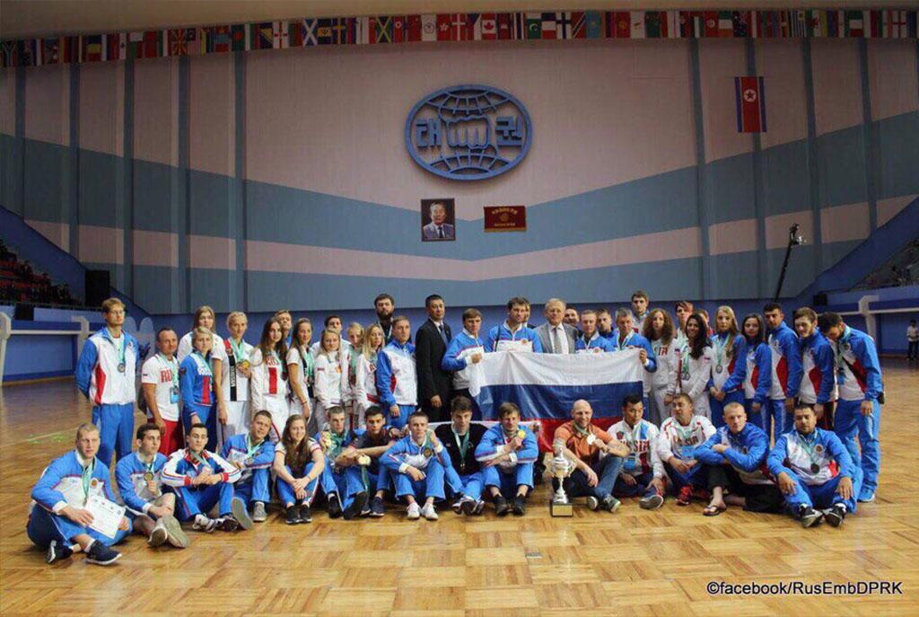 Бронзовый призер Чемпионата Мира по тхэквондо среди нас