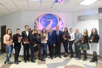 Вручены дипломы выпускникам МАГУ