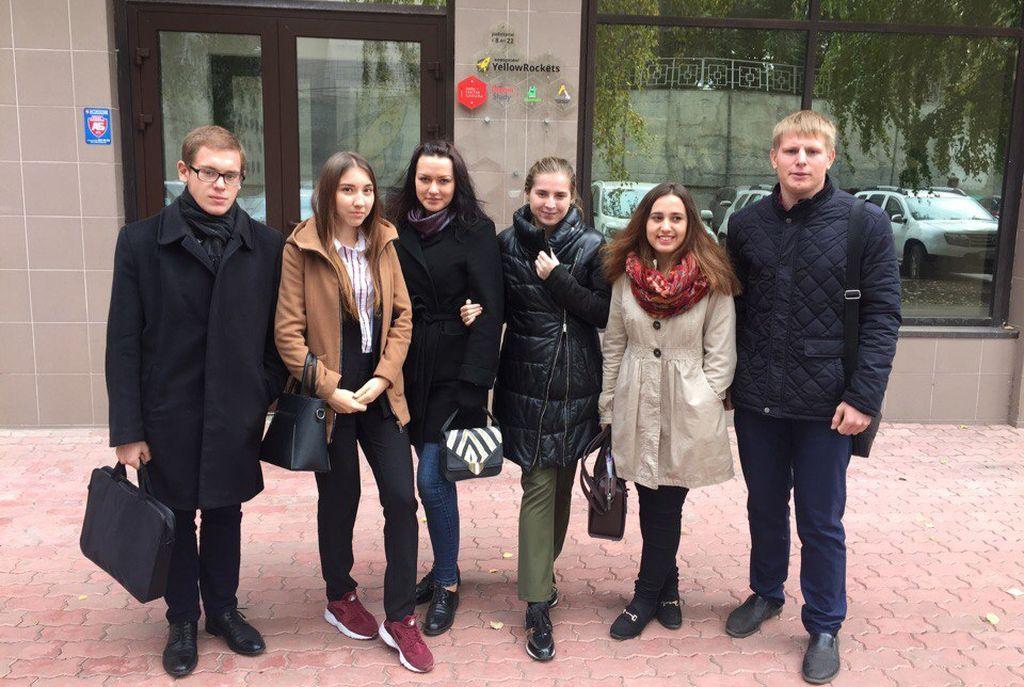 Студенты Университета «МИР» приняли участие в международном семинаре