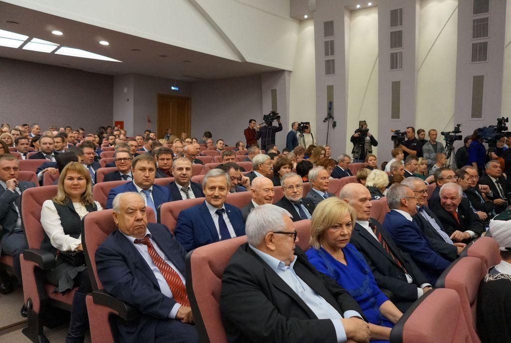 Расширенное заседание Правительства Самарской области