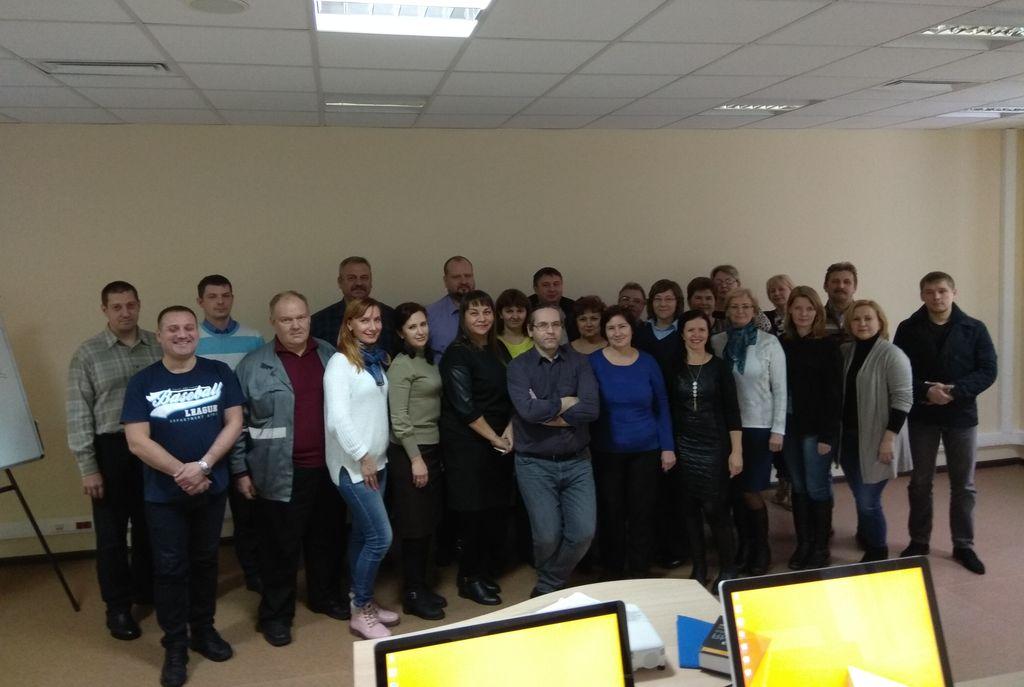 Сотрудники «АВТОВАЗа» прошли обучение в Университете «МИР» по элементам цифровой экономики
