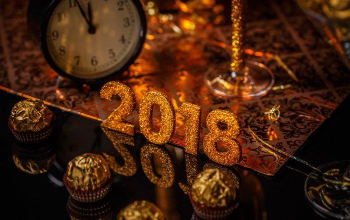 С Новым 2018 годом, университет «МИР»!