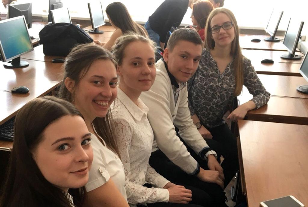 Студенты направления подготовки «Менеджмент» приняли участие в региональном туре Всероссийской студенческой олимпиады по дисциплинам «Менеджмент и предпринимательство», «Актуальные вопросы маркетинга», «Управление проектами», «Стратегический менеджмент».