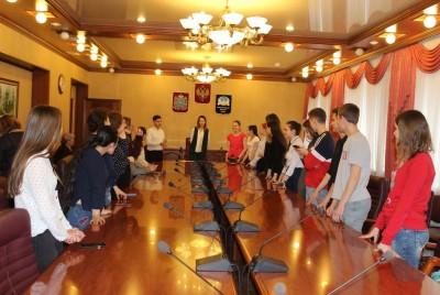 Школа ученического самоуправления открыта
