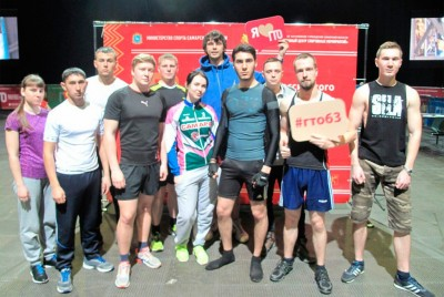 Спортивная лига университета «МИР»