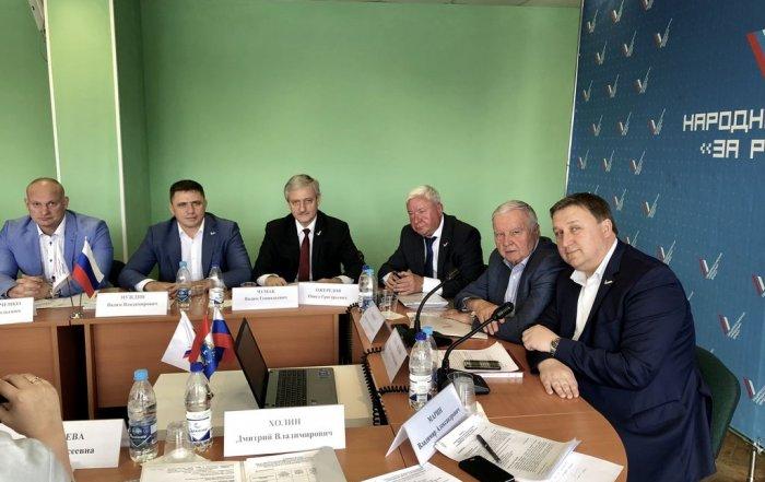 Обсудили результаты общественного контроля в Самарской области