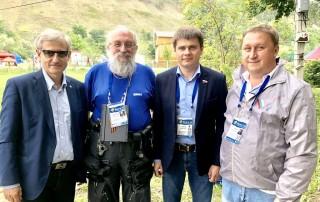 Ректор Университета «МИР» принял участие в работе Форума «iВолга»