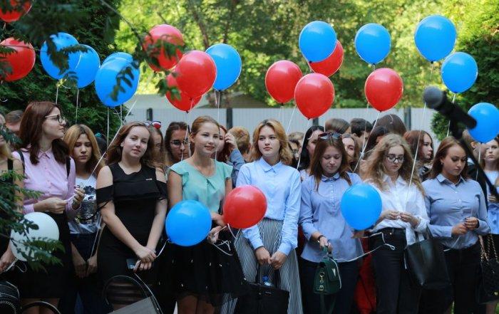 Новый учебный год в Самарском университете государственного управления «Международный Института Рынка» стартовал!