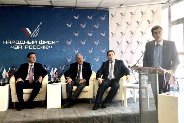 Самарские эксперты ОНФ подвели итоги мониторинга по развитию комфортной городской среды, улучшению экологии и открытости власти