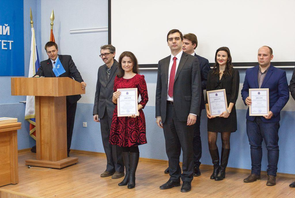 Поздравляем Галину Щукину – Молодого ученого-2018