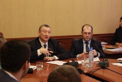 Заседание Совета по развитию и поддержке добровольчества в Самарской области