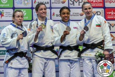 Поздравляем Дарью Межецкую с «серебром»!