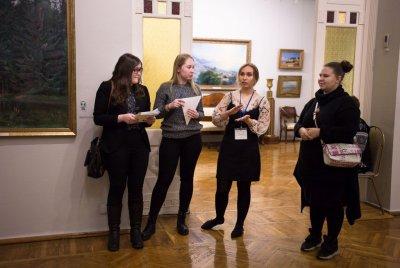 Практика перевода в сфере искусства