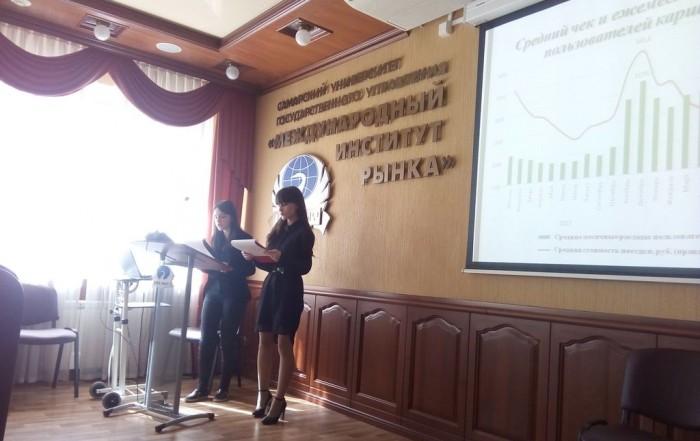 VI Студенческая научно-практическая конференции на отделении СПО