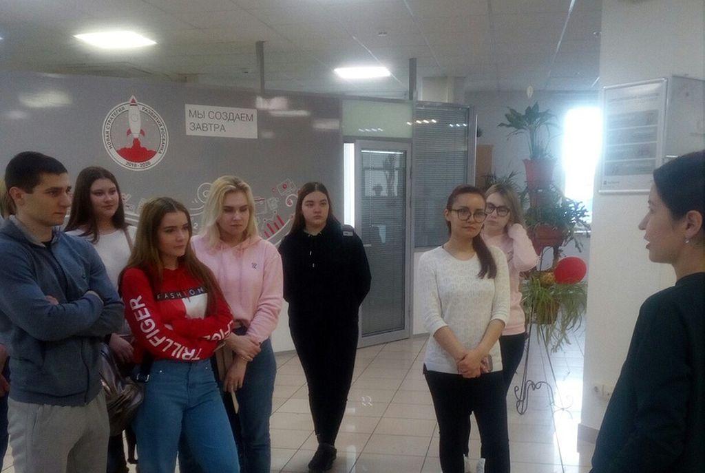 Экскурсия в Контакт-центр Росбанка