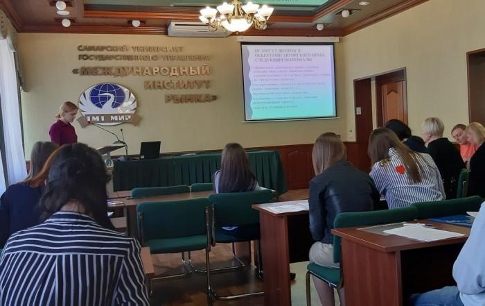 Защита индивидуальных проектов на отделении СПО