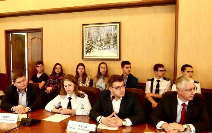 Круглый стол «Создание атмосферы антикоррупционной нетерпимости в молодежной среде»