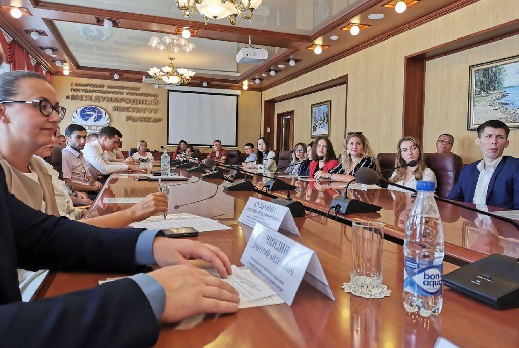 Малая академия шагает в ногу с приоритетными тенденциями политики региона