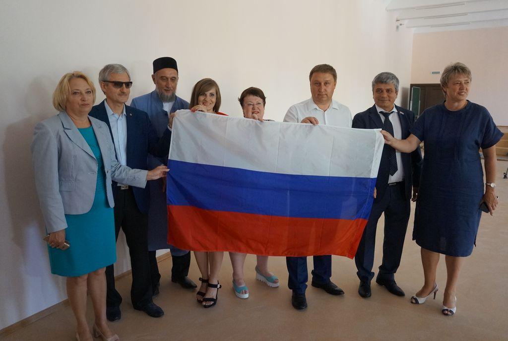 Ректор Университета «МИР» Вадим Чумак принял участие в общественном мониторинге