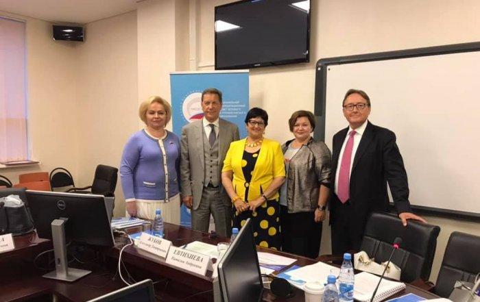 В РАНХиГС прошло открытое заседание Президиума НАСДОБР
