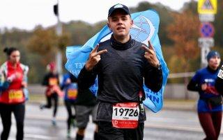 МИРовой марафонец
