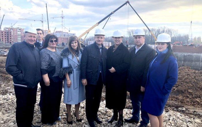 Новая школа в «Новой Самаре»