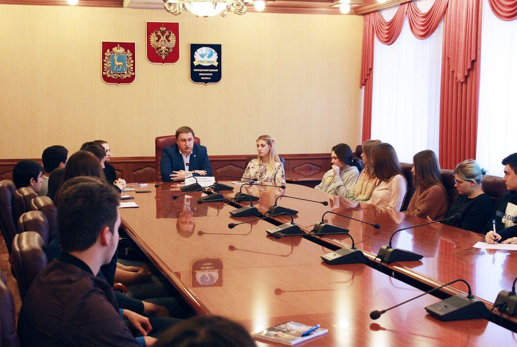 Встреча с Павлом Покровским