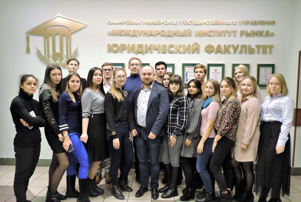 Мастер-класс адвоката Дмитрия Тараборина