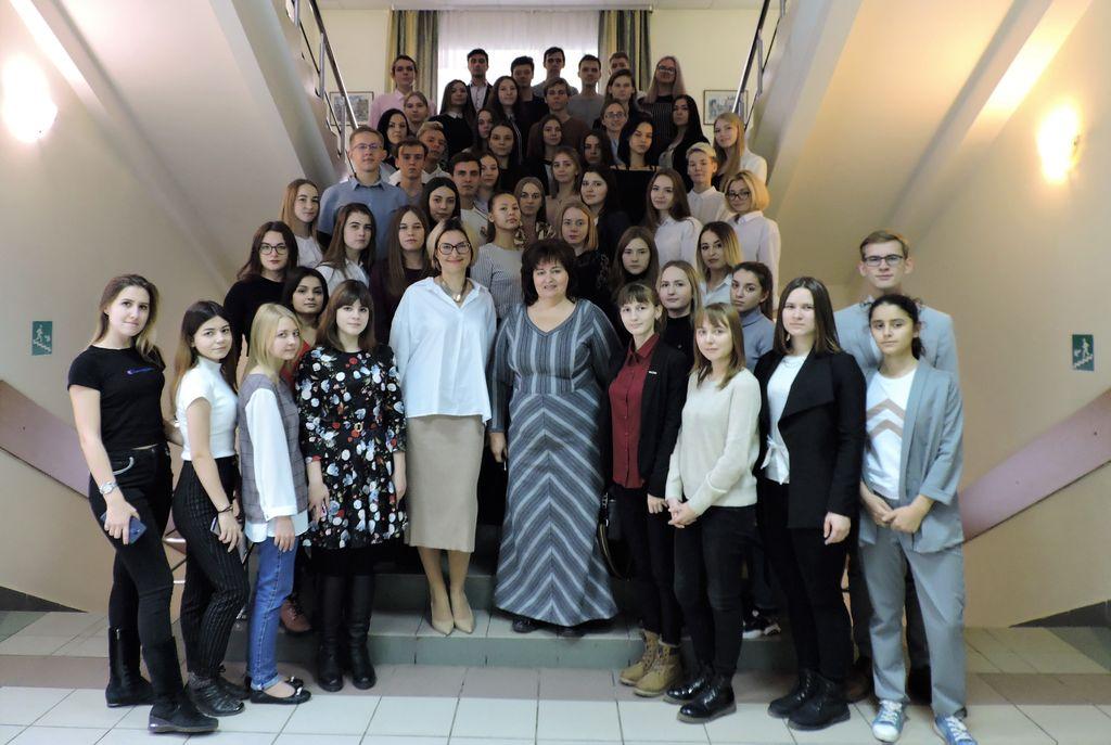 Встреча с Президентом Нотариальной Палаты Самарской области