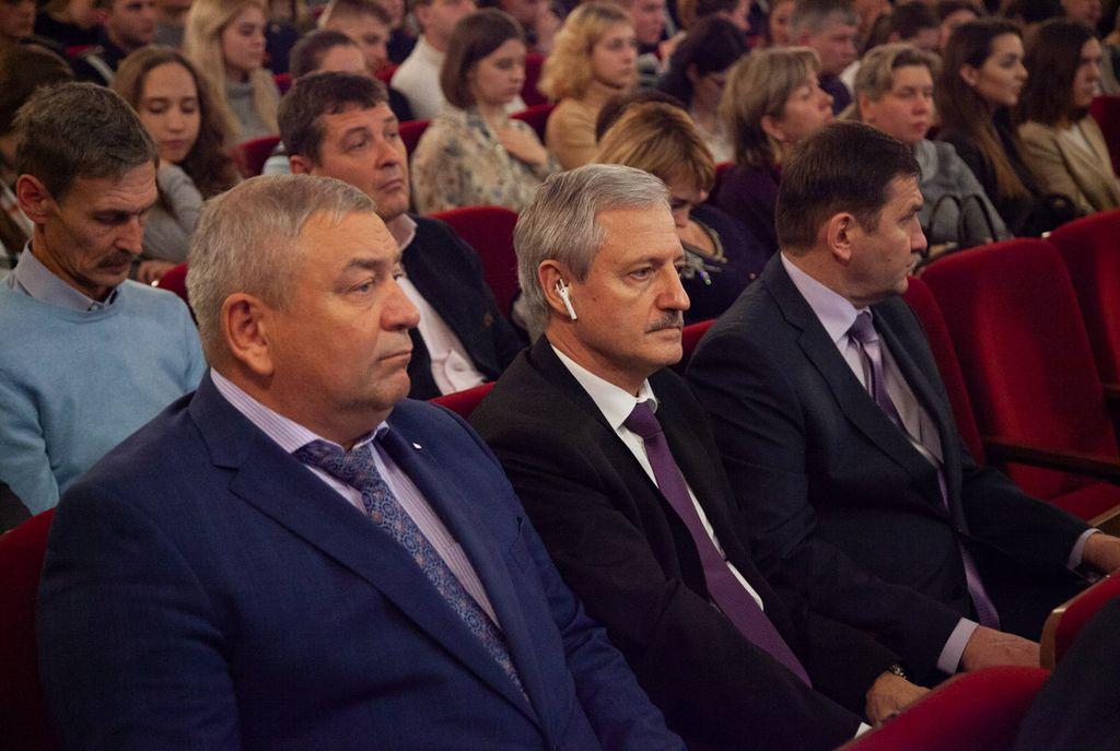 Заседание Самарского регионального отделения Всемирного Русского Народного Собора