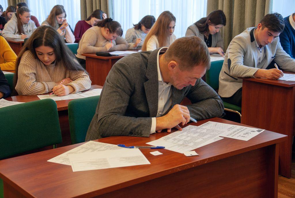 В Университете «МИР» пройдет тест по истории