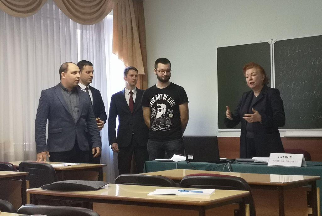 День защитника Отечества в Малой академии государственного управления