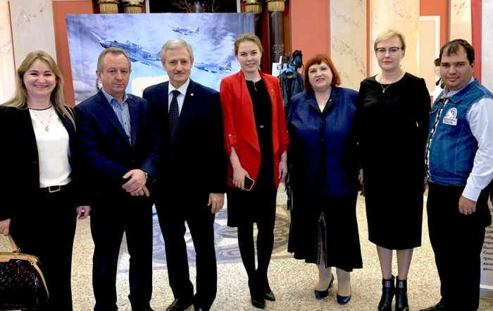 Встреча Губернатора Самарской области Дмитрия Азарова с Андреем Турчаком