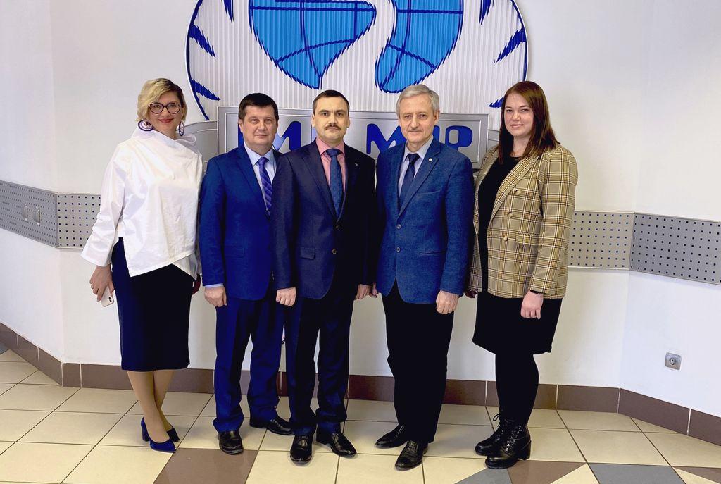 Встреча с председателем Арбитражного суда Самарской области Каплиным Сергеем Юрьевичем