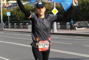 Студент Университета «МИР» принял участие в главном марафоне страны