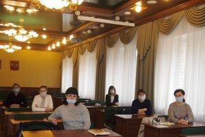 Развитие ключевых компетенций работников органов опеки и попечительства