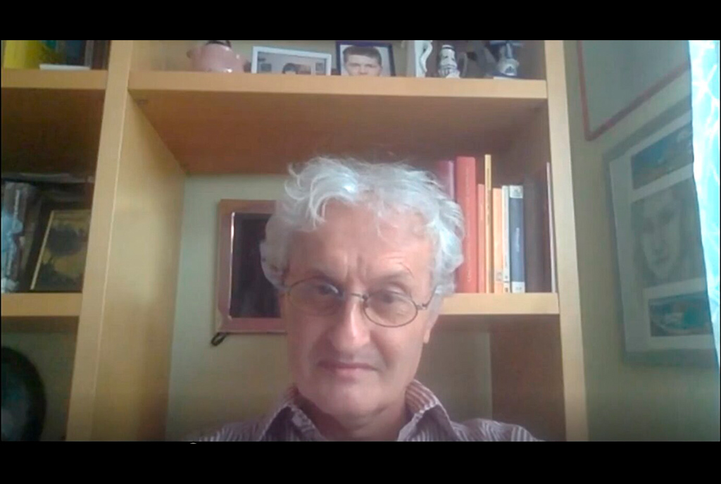 «Размышления о философии» с Андреасом Буллером
