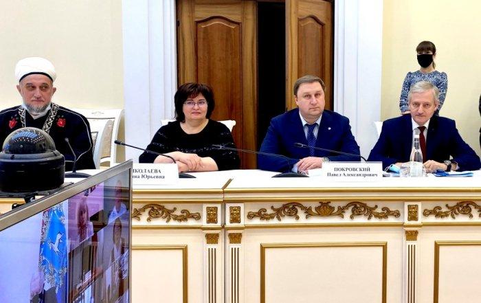 Представлен Ежегодный доклад о состоянии гражданского общества в Самарской области