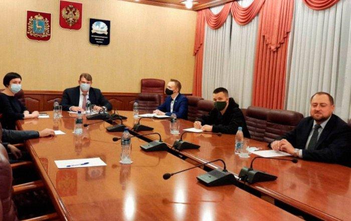 Встреча Лидеров в МИРе