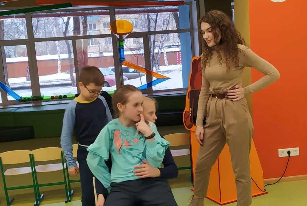 Сотрудничество с Центральной детской библиотекой города Самары