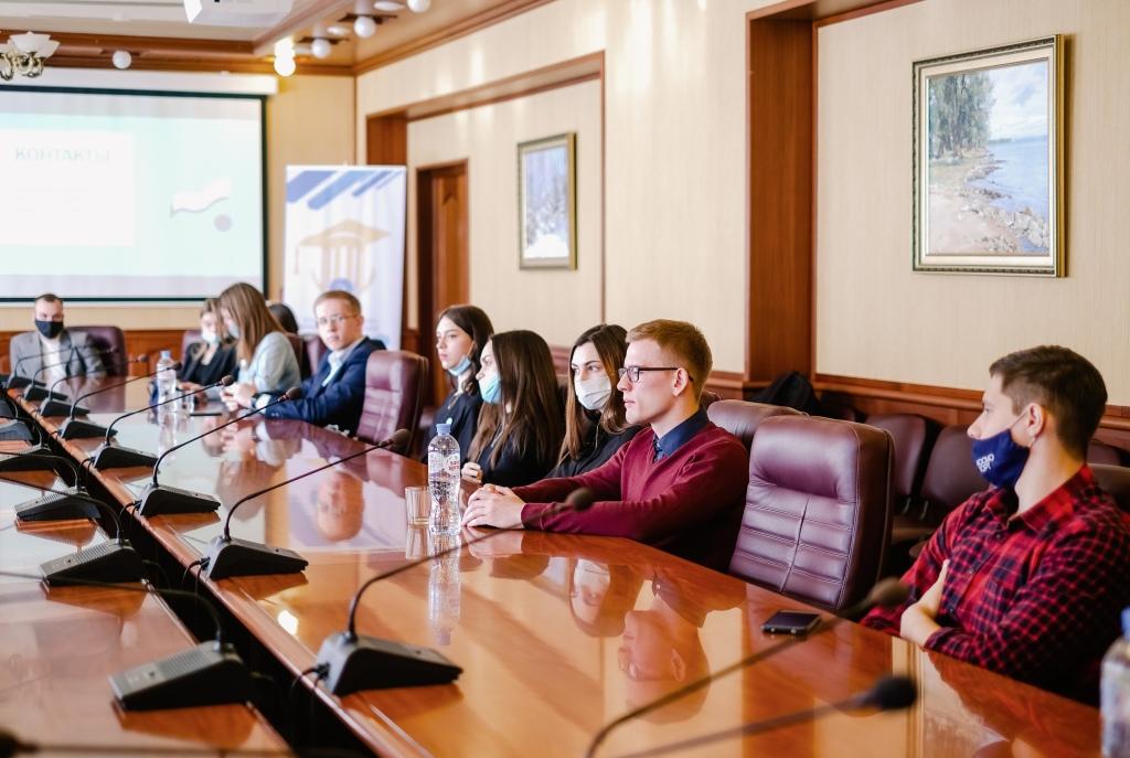 Юридический факультет Университета «МИР» реализует программу мастер-классов от старшекурсников